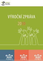 Výroční ZpráVa 2010 - Organizace pro pomoc uprchlíkům