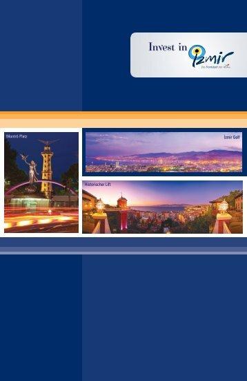 Investitionen broschüre (PDF) - invest in izmir