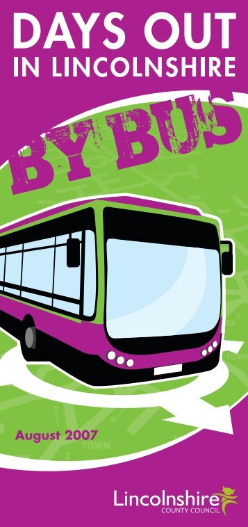Days out by Bus in Lincolnshire - Lincolnshire County Council