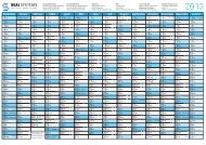 Kalender 2013 - SEAL Systems AG