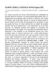 (PARTE TERZA CAPITOLO NONO Pagina 259) - alphonse doria
