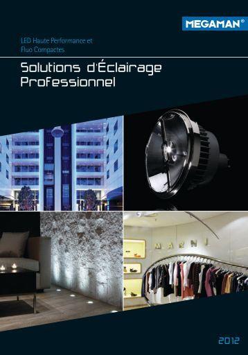 Solutions d'Éclairage Professionnel