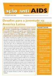 ação anti AIDS A - Abia