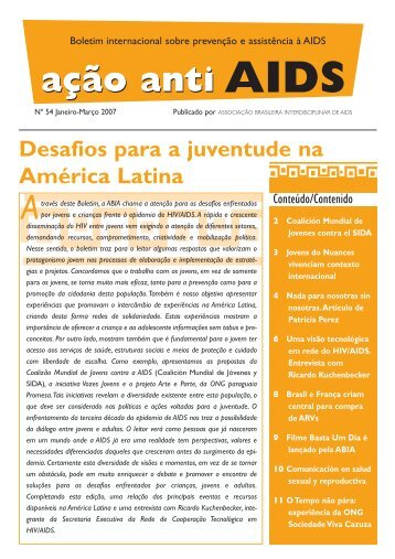 ação anti AIDS A - Abia