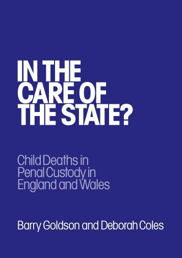 INTHE CAREOF THESTATE? - Inquest