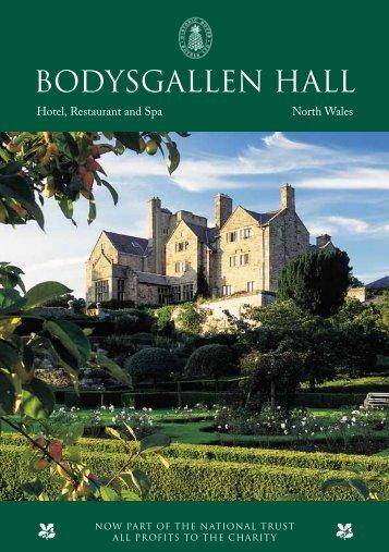 bodysgallen brochure(pdf) - Bodysgallen Hall