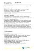 Bezpečnostní list PLASMOFOR - Page 3