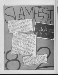 Slamfest 82