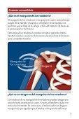 Opciones para tratar el desgarro de los músculos y tendones del ... - Page 3