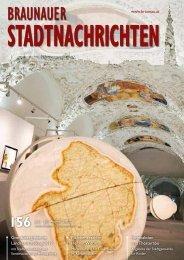 Braunauer Stadtnachrichten 156, Juni/Juli/Aug. 2012
