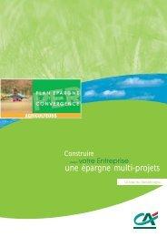 Guide du bénéficiaire - Crédit agricole Centre-est
