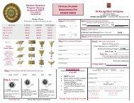 WGU Nursing Pin Order Form - WGU Alumni Community