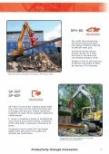 sheet pilers and excavator - Movax - Page 3