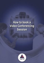 How to book a Video Conferencing Session How to book a Video ...