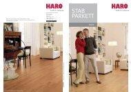 HARO Stabparkettkatalog 2009 - Becher