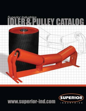 Superior® Industries Conveyor Components