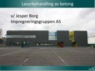 Overflatebehandling - lasur - Impregneringsgruppen - Bygg uten ...