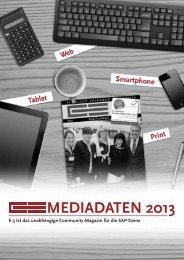 E-3 Mediadaten 2013 - B4Bmedia.net AG