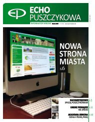 Marzec 2010 - Puszczykowo, Urząd Miasta