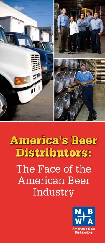 America's Beer Distributors Brochure - National Beer Wholesalers ...