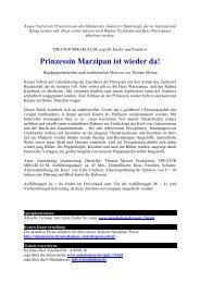 Prinzessin Marzipan_MIRAKULUM