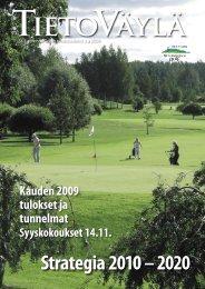Tietoväylä 3/2009