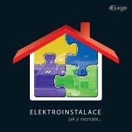ELEKTROINSTALACE - iNELS
