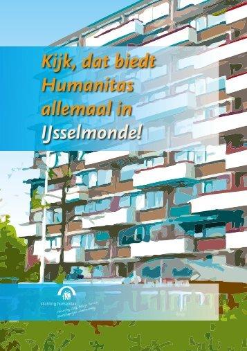 Kijk, dat biedt Humanitas allemaal in IJsselmonde! - Stichting ...