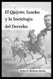 El Quijote, Sancho y la Sociología del Derecho - Pedro M. Rosario ...