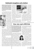 2004-02 Egészség v3.indd - Debreceni Egyetem Orvos- és ... - Page 7