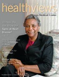 Download the November/December 2009 issue - Ocean Medical ...