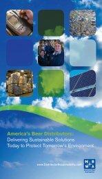 America's Beer Distributors - National Beer Wholesalers Association