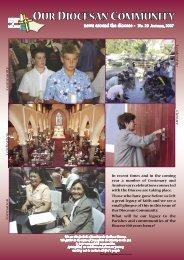 ODC March 2007.indd - Catholic Diocese of Ballarat - Australian ...