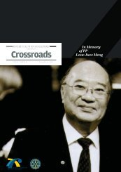 Crossroads - Rotary International District 3310