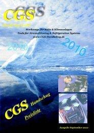 Preisliste - CPS-Handschug GmbH