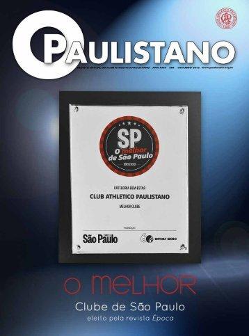paulistanas - Club Athletico Paulistano