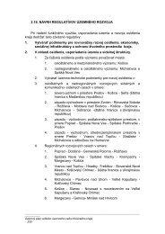 Textová časť 5 - Ministerstvo výstavby a regionálneho rozvoja