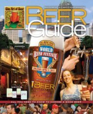 you need to know to choose a good beer - All About Beer Magazine