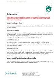 Anfahrt Anfahrtsskizze.pdf - Hotel Schwanen Metzingen