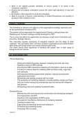 Marketing Internship - Development Education Project - Page 2