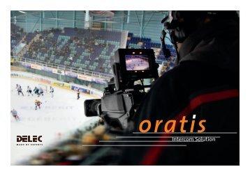 Delec Oratis Intercom Brochure - PDF - Aspen Media.