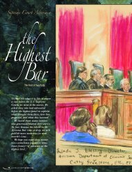 The Highest Bar—Supreme Court Advocacy Part 1 - Lawyers