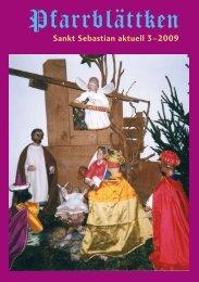 Die Erstkommunionvorbereitung 2009 - St. Sebastian Nienberge