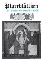 1-2005-letzte Version.pmd - St. Sebastian Nienberge