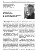 exerzitien im alltag 2006 - St. Sebastian Nienberge - Seite 6