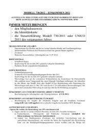 IMMER MITZUBRINGEN - den Mitgliedsausweis - die ... - Gs.bz.it