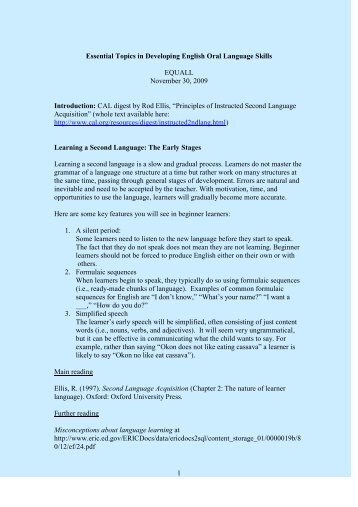 Oral Language Topics for TTC curriculum .pdf - MTB-MLE Network