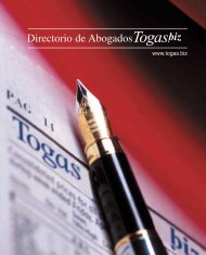 Directorio 2009 - Professional Letters