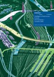 Intelligent Infrastructure Futures, The Scenarios – Towards 2055 - Mcrit