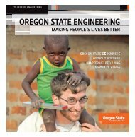 OREGON STATE ENGINEERING - Portland Tribune